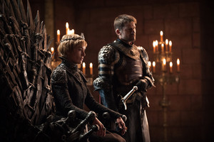 Season 7 Exclusive Look ~ Cersei and Jaime
