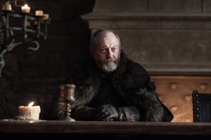 Season 7 Exclusive Look ~ Davos
