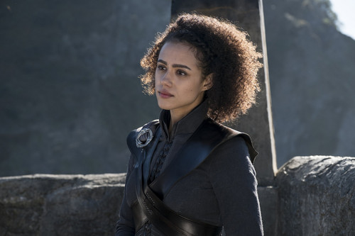Game of Thrones wallpaper entitled Season 7 Exclusive Look ~ Missandei