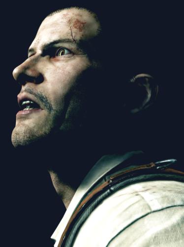 Video Games wallpaper entitled Sebastian Castellanos