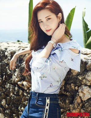 Seohyun @ Cosmopolitan Magazine April 2017