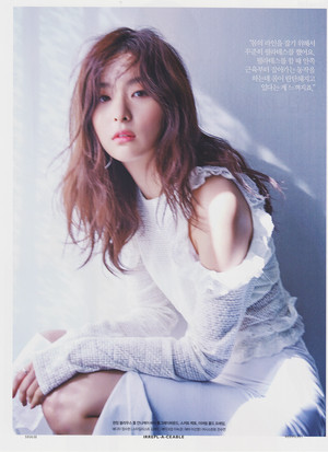 Seulgi for Singles Magazine May Issue