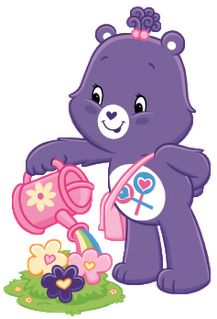 Care Bears wallpaper entitled Share Bear