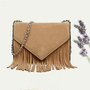 Shawny Tassle Crossbody Bag