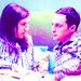 Sheldon and Amy - the-big-bang-theory icon