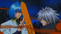 Sieghart from Rave Master - anime photo