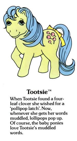 Tootsie Fact File