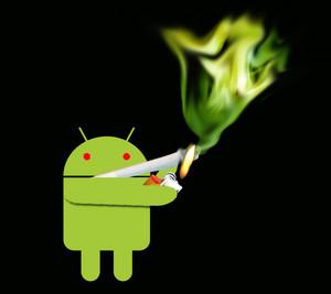 Smoking android