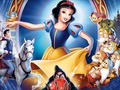 Snow White and the Seven Dwarfs - classic-disney wallpaper