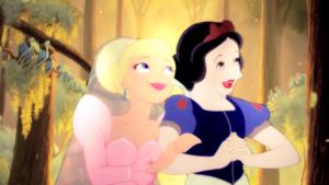 Snow White x charlotte