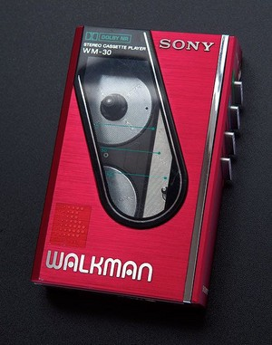 Sony Walkman 02