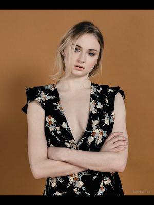 Sophie Turner ~ Malibu Magazine ~ April 2017