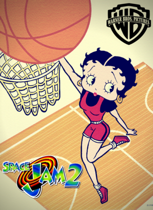 Space Jam 2 Poster 1