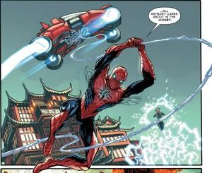 con nhện, nhện Man
