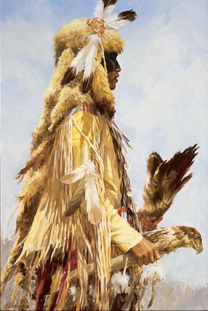 Spirit of the eagle দ্বারা Mike Desatnick