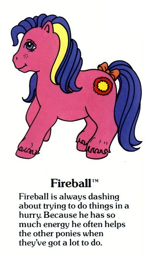 Fireball Fact File