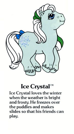 Ice Crystal Fact File