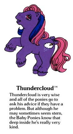 Thundercloud Fact File