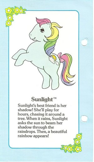 Sunlight Fact File