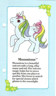 Moonstone Fact File