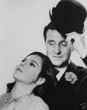 Steed and Emma