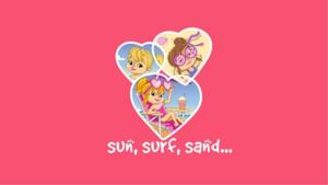 Sun, Surf, Sand