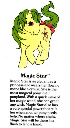 Magic estrella Fact File