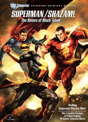 Superman/Shazam/ The Return Of Black Adam Review