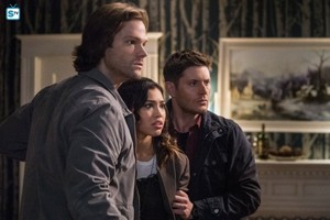 Supernatural - Episode 12.20 - Twigs and Twine and Tasha Banes - Promo Pics
