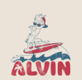 Surfing - alvin-and-the-chipmunks photo