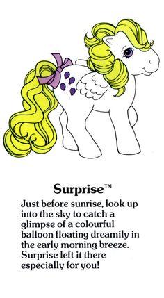 Surprise Fact File