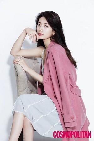 Suzy for Cosmopolitan Magazine
