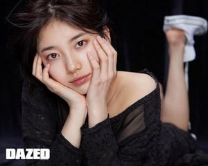 Suzy on DAZED Korea 2017 May Issue