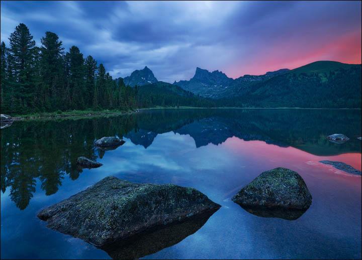Svetloe Lake