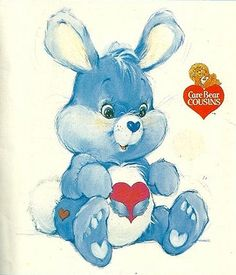 Care Bears wallpaper titled Swift Heart Rabbit