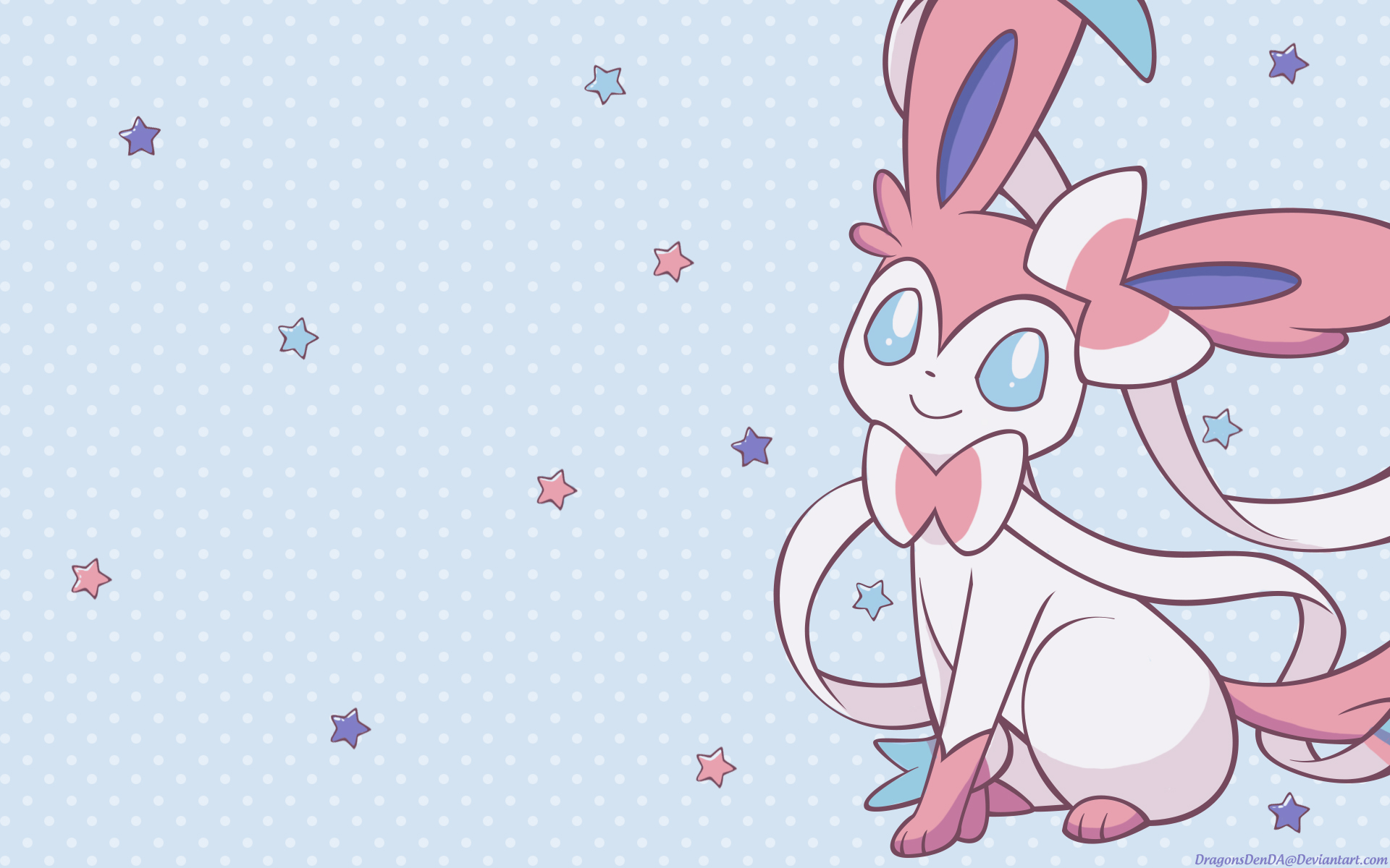 Sylveon Images Wallpaper HD And Background Photos
