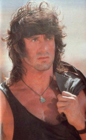 Sylvester Stallone - Rambo lll
