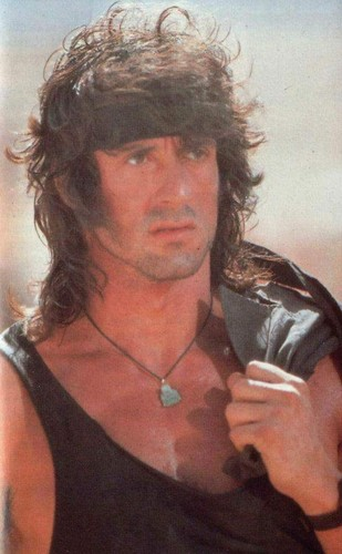 Sylvester Stallone wallpaper titled Sylvester Stallone - Rambo lll