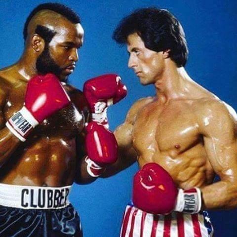 Sylvester Stallone wallpaper called Sylvester Stallone Rocky