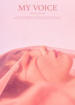 Taeyeon - 'My Voice' Deluxe Edition Teaser 照片
