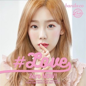 Taeyeon for Banila Co. Zero Now