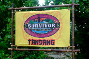 Tandang Tribe Flag (Philippines)