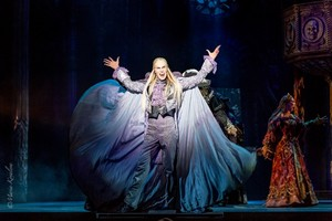 Tanz der Vampire Russian Cast, Herbert