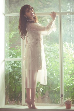 Teaser - Eunji for 2nd Mini Album 'Space'