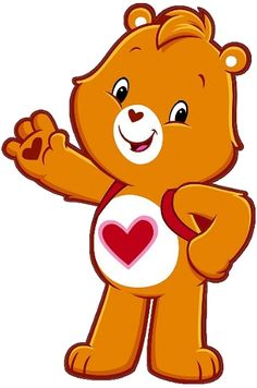 Care Bears wallpaper titled Tenderheart Bear