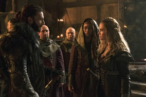 """The 100 """"DNR"""" (4x09) promotional picture"""