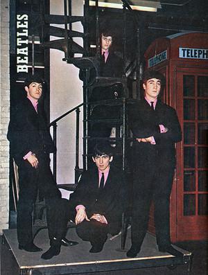 द बीटल्स