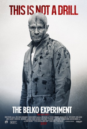 The Belko Experiment Character Posters