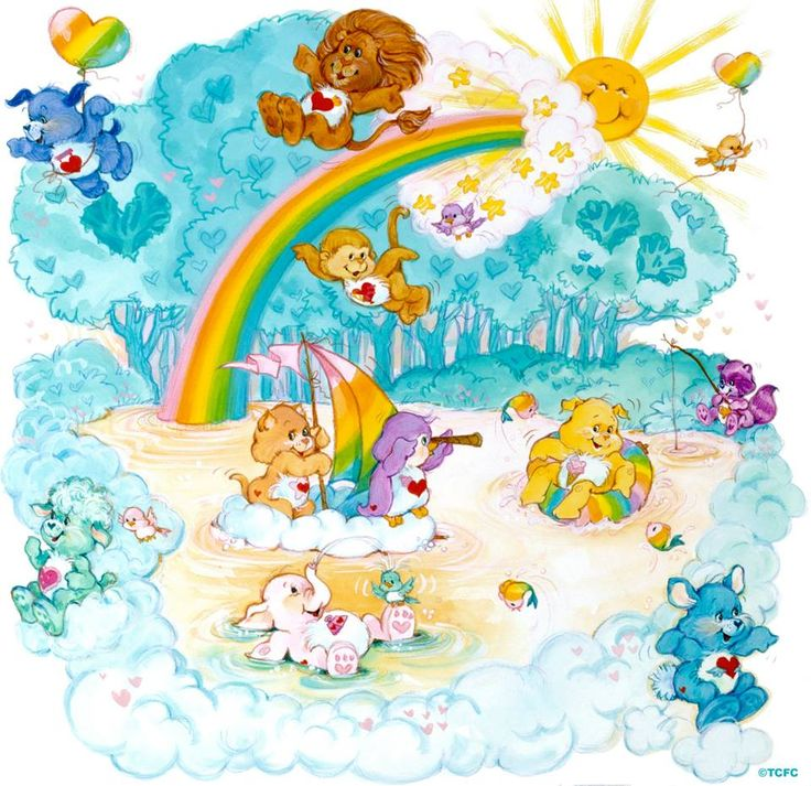 Care Bears Images The Care Bear Cousins Hd Wallpaper And Background