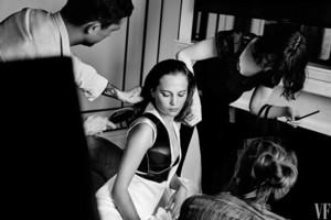 The Cover Shoot: Alicia Vikander in Wonderland